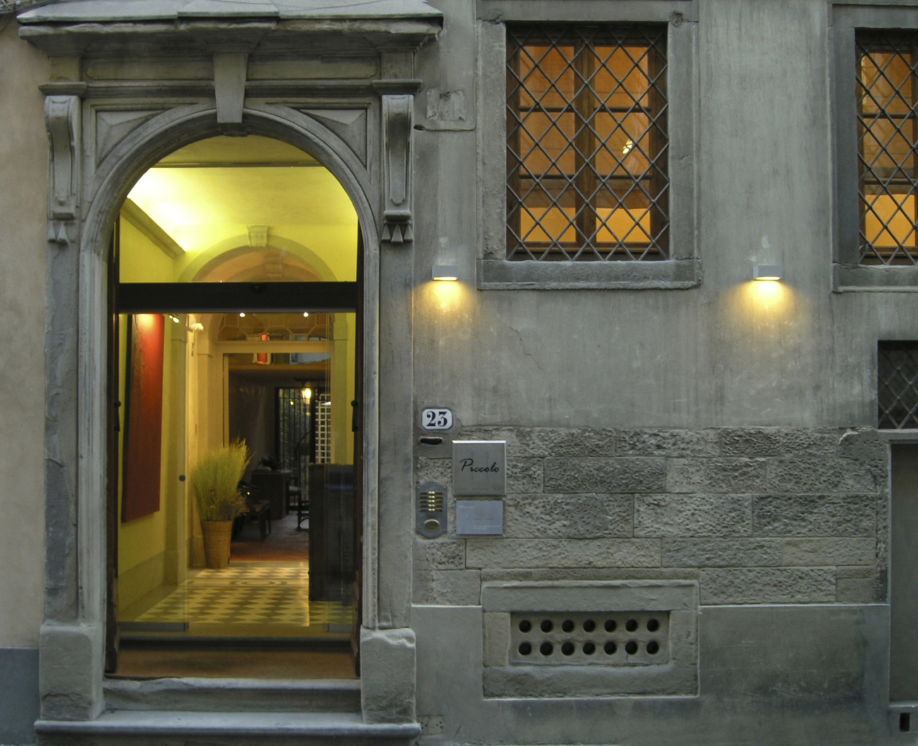 Rental apartments: Piccolo apart residence in Florence.