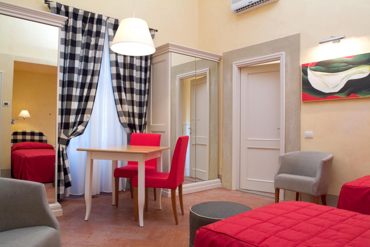 Appartamento studio per 2 persone a Firenze centro storico